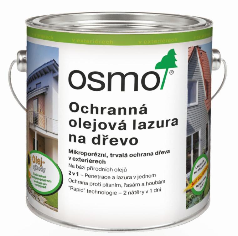Osmo ochrana olejova lazúra - barvy-na-drevo.cz